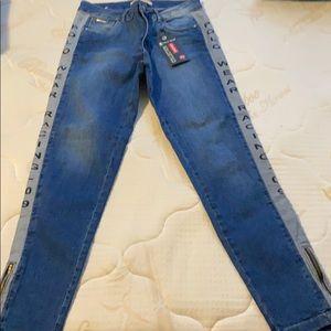 Polo wear jeans